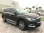 2018 Infiniti QX60 AWD w/ Premium, Deluxe Touring and Technology package in Mississauga, Ontario
