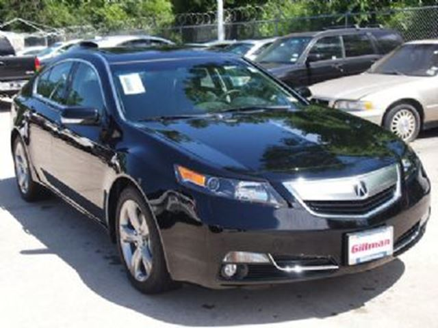 2013 acura tl w tech package mississauga ontario used. Black Bedroom Furniture Sets. Home Design Ideas