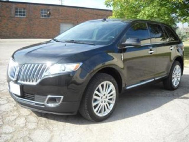 2013 Lincoln Mkx Black Lease Busters Wheels Ca