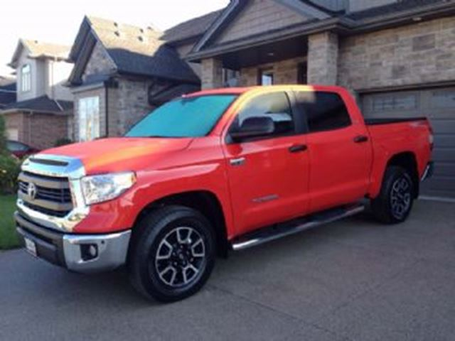 2014 toyota tundra red lease busters. Black Bedroom Furniture Sets. Home Design Ideas