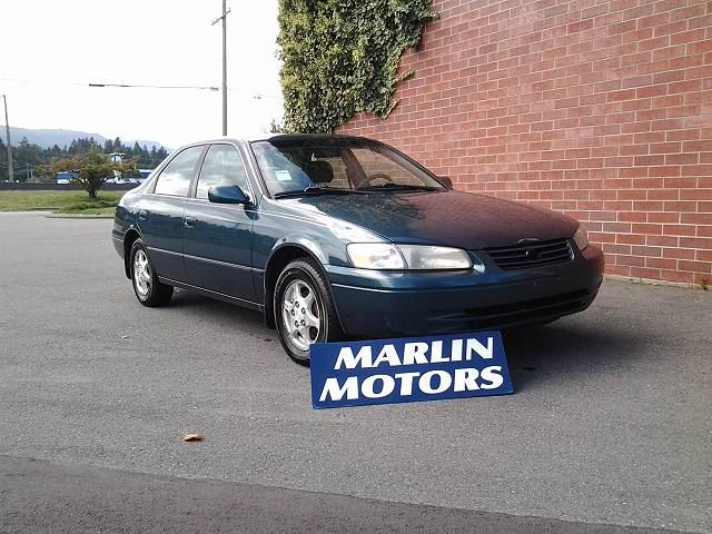 1997 toyota camry ce green marlin motors. Black Bedroom Furniture Sets. Home Design Ideas