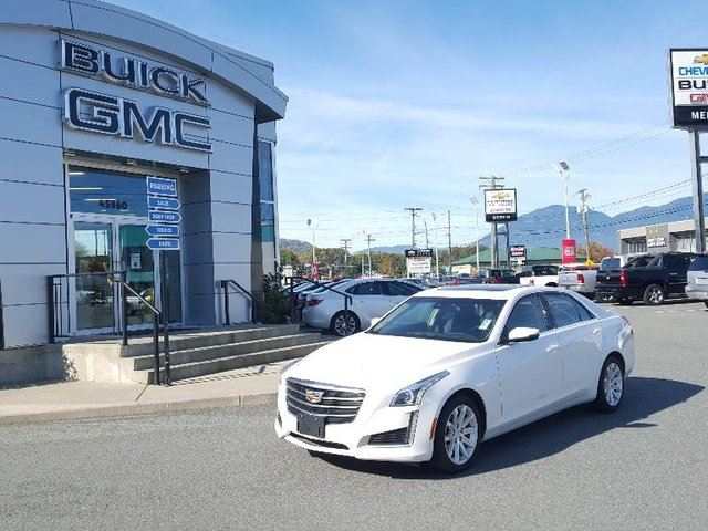 2015 CADILLAC CTS 3.6L Luxury in Chilliwack, British Columbia