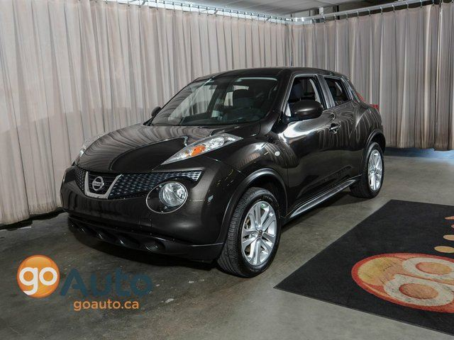 2012 nissan juke sv 4dr front wheel drive brown ericksen nissan. Black Bedroom Furniture Sets. Home Design Ideas