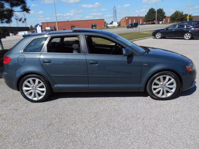 2009 audi a3 2 0t quattro s line woodbridge ontario used car for sale 2273955. Black Bedroom Furniture Sets. Home Design Ideas