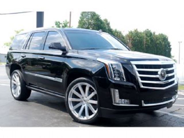 2015 cadillac escalade mississauga ontario used car for. Black Bedroom Furniture Sets. Home Design Ideas