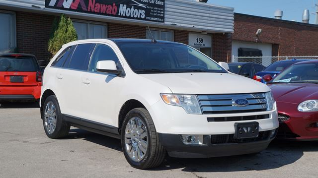 2010 ford edge limited awd panoramic roof navigation. Black Bedroom Furniture Sets. Home Design Ideas