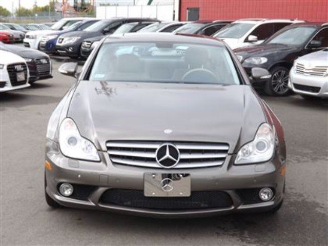 2006 mercedes benz cls class cls55 amg navigation must for 2006 mercedes benz cls55 amg