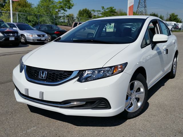 2015 honda civic lx whitby ontario new car for sale for Honda civic 2015 for sale