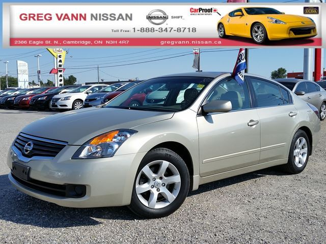 2009 Nissan Altima Sl W Leather Sunroof New And Used