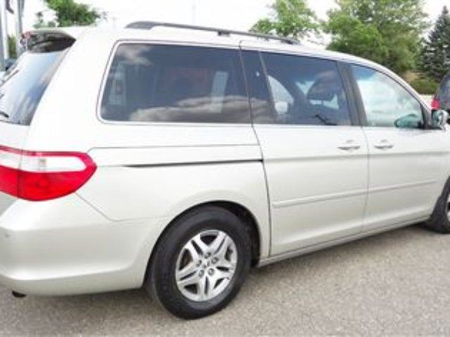 2006 honda odyssey touring 7 passenger power doors dvd player orangeville ontario car for. Black Bedroom Furniture Sets. Home Design Ideas