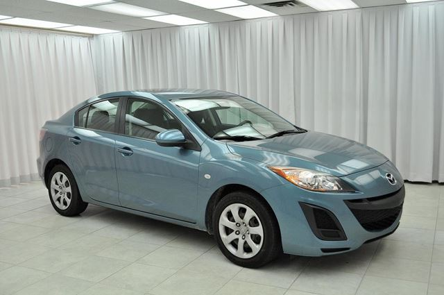 2010 mazda 3 2 0 sedan w a c cruise pwr w l m light blue. Black Bedroom Furniture Sets. Home Design Ideas