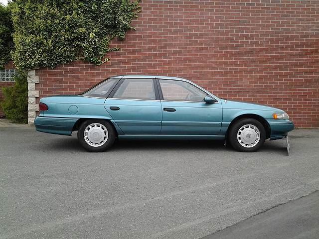 1993 mercury sable gs koksilah british columbia car for. Black Bedroom Furniture Sets. Home Design Ideas