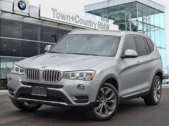 2015 bmw x3 xdrive28i markham ontario used car for sale. Black Bedroom Furniture Sets. Home Design Ideas