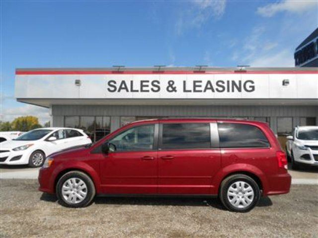 2014 Dodge Grand Caravan SXT in Innisfail, Alberta