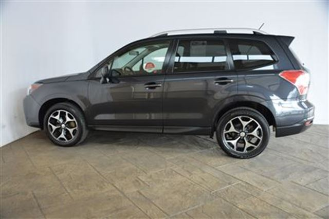2014 subaru forester 2 0 xt touring with power moonroof milton ontario used car for sale. Black Bedroom Furniture Sets. Home Design Ideas