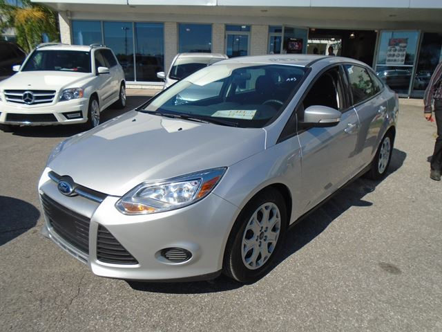2014 ford focus se gatineau quebec used car for sale. Black Bedroom Furniture Sets. Home Design Ideas