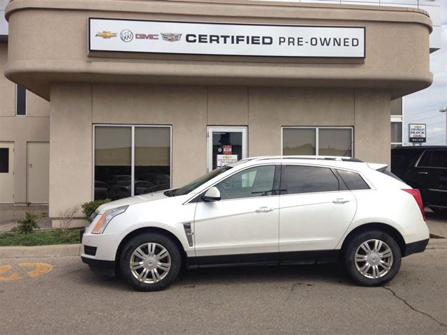 2012 Cadillac Srx Luxury Collection Silver Wallace
