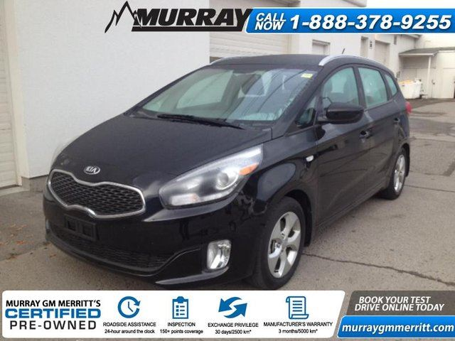 2014 KIA RONDO LX in Merritt, British Columbia