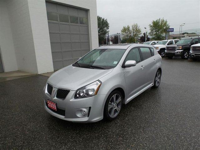 2009 PONTIAC VIBE GT in Kelowna, British Columbia