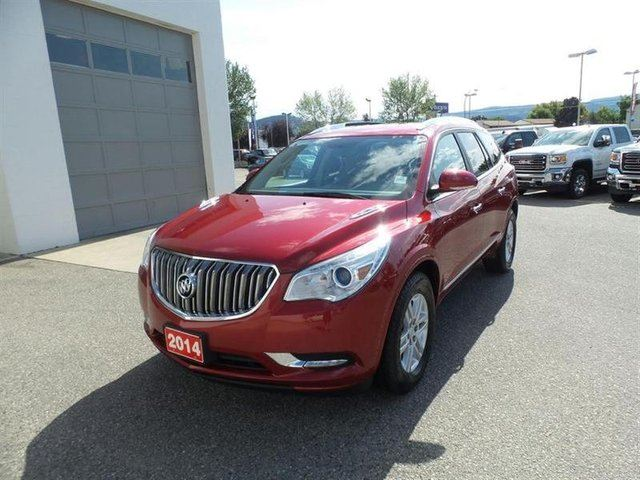 2014 BUICK ENCLAVE Convenience in Kelowna, British Columbia