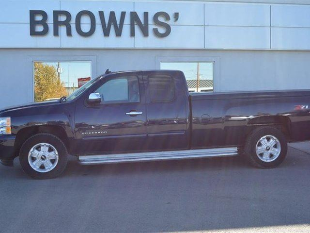 2011 CHEVROLET SILVERADO 1500 LTZ in Dawson Creek, British Columbia