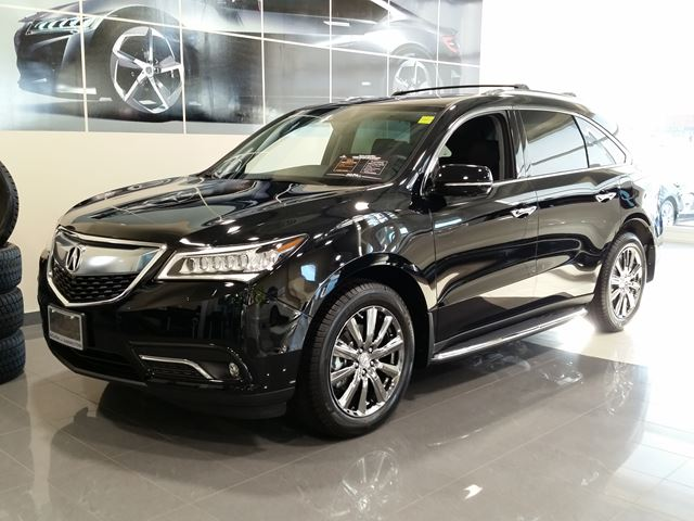 2016 acura mdx elite pkg sh awd hamilton ontario used car for sale 2277869. Black Bedroom Furniture Sets. Home Design Ideas