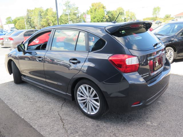2013 subaru impreza sport package hatchback stratford. Black Bedroom Furniture Sets. Home Design Ideas