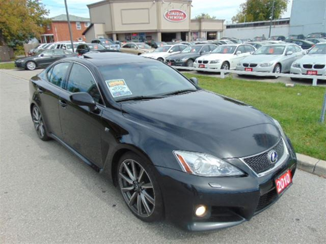 2010 lexus is f ultra prem 8cyl scarborough. Black Bedroom Furniture Sets. Home Design Ideas
