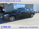 2010 Mazda MAZDA6 GS in Shawinigan, Quebec