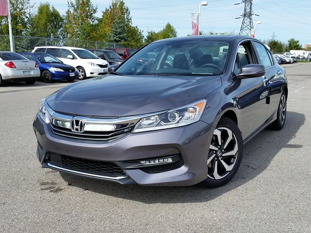 New 2016 honda accord ex l in whitby ontario 1941857