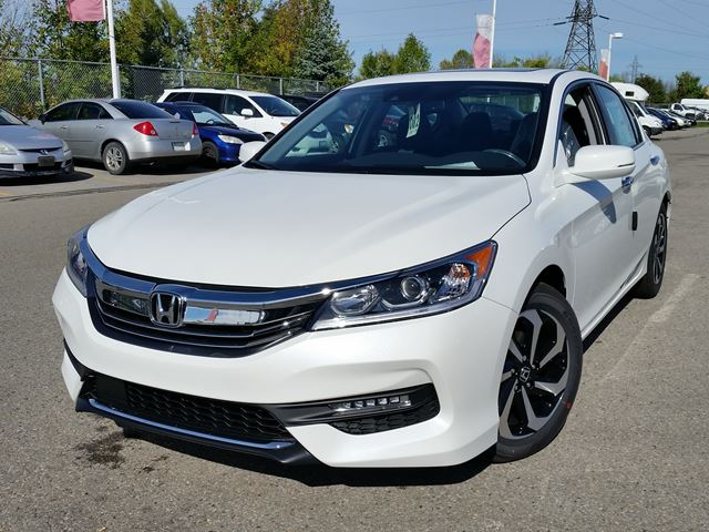 2016 honda accord ex l whitby ontario new car for sale 2281981. Black Bedroom Furniture Sets. Home Design Ideas