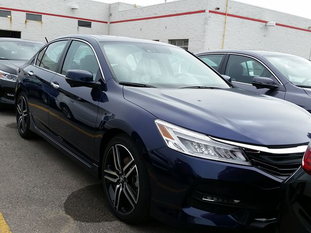 2016 honda accord ex whitby ontario new car for sale 2281988. Black Bedroom Furniture Sets. Home Design Ideas