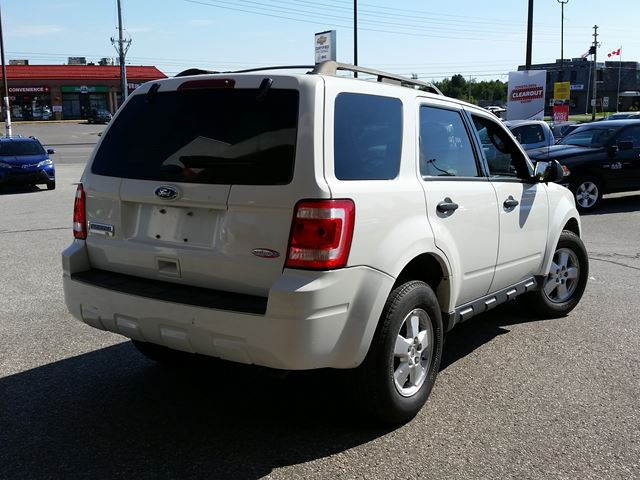 2010 ford escape xlt midland ontario used car for sale. Black Bedroom Furniture Sets. Home Design Ideas