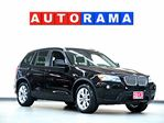 2013 BMW X3 28i NAVIGATION LEATHER AWD in North York, Ontario