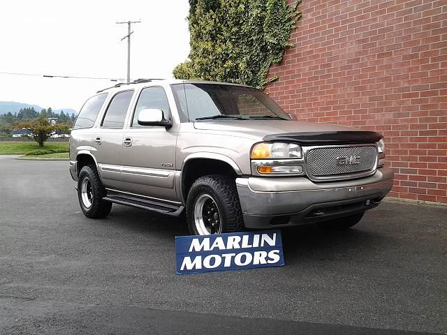2002 GMC YUKON 4WD in Koksilah, British Columbia