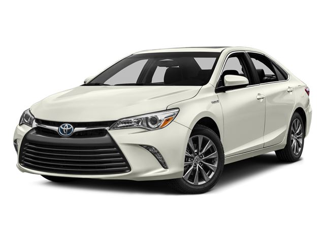 2016 toyota camry hybrid white blizzard pearl attrell toyota new. Black Bedroom Furniture Sets. Home Design Ideas