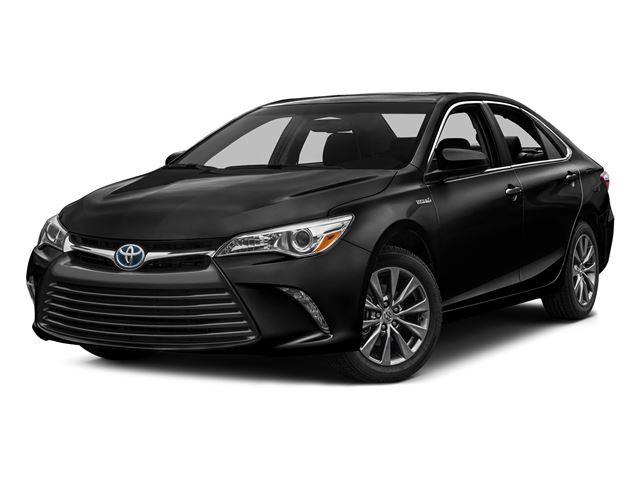 2016 toyota camry hybrid black midnight black metallic attrell toyota new. Black Bedroom Furniture Sets. Home Design Ideas