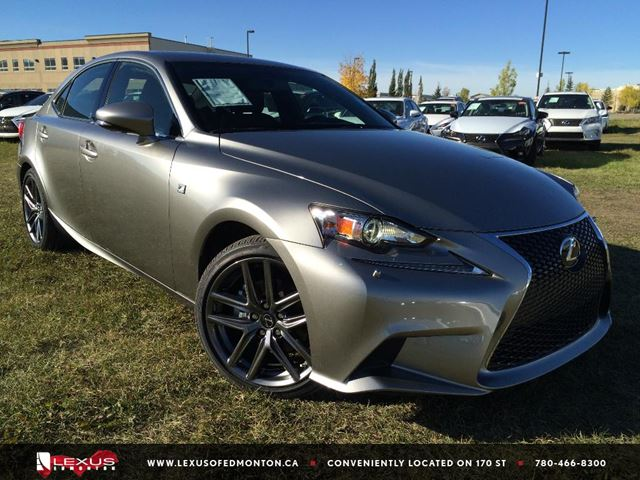 2015 lexus is 250 edmonton alberta used car for sale 2279806. Black Bedroom Furniture Sets. Home Design Ideas
