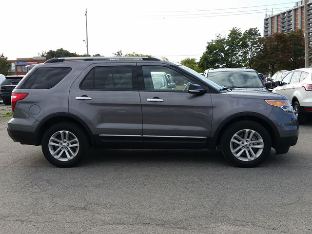 2013 ford explorer xlt scarborough ontario used car for sale 2280661. Cars Review. Best American Auto & Cars Review