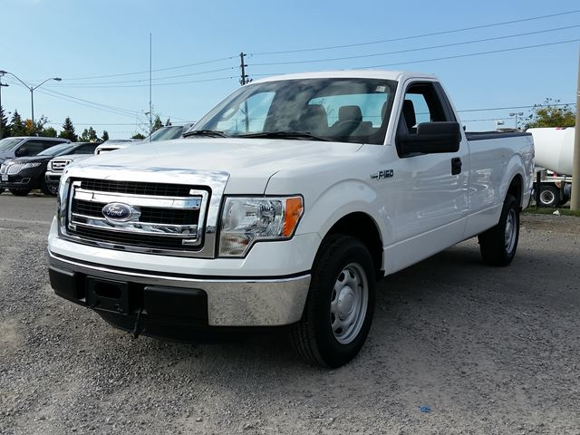 2014 ford f 150 xl scarborough ontario used car for sale 2280669. Black Bedroom Furniture Sets. Home Design Ideas