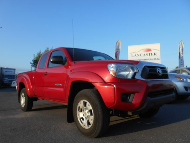 2012 toyota tacoma 4x4 ottawa ontario used car for sale. Black Bedroom Furniture Sets. Home Design Ideas