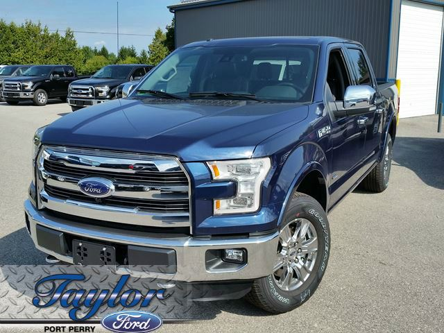 2015 ford f 150 lariat port perry ontario new car for sale 2281297. Black Bedroom Furniture Sets. Home Design Ideas