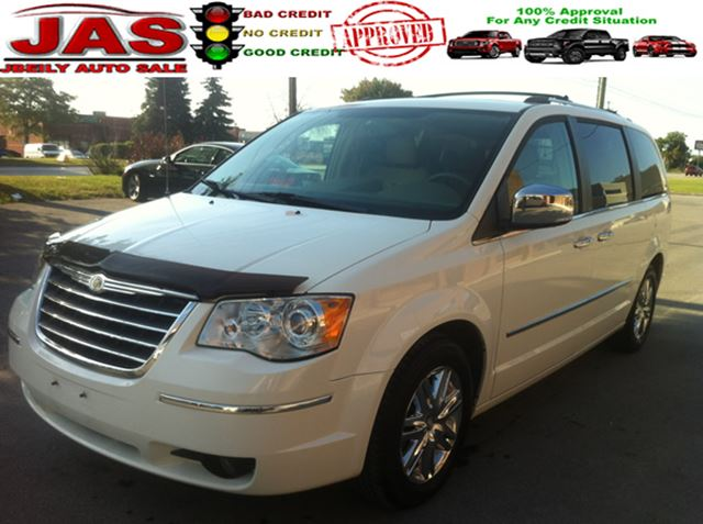 2008 chrysler town and country limited concord ontario car for sale 2282009. Black Bedroom Furniture Sets. Home Design Ideas