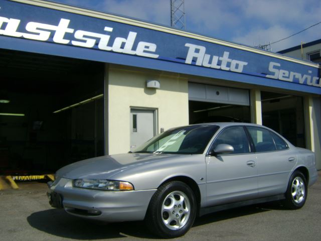 1999 oldsmobile intrigue gl silver eastside auto service. Black Bedroom Furniture Sets. Home Design Ideas