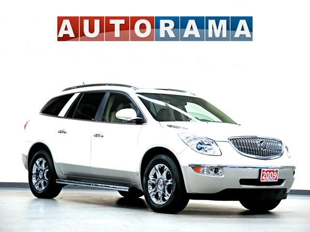 2009 buick enclave cxl leather sunroof 7 passenger awd. Black Bedroom Furniture Sets. Home Design Ideas