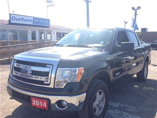 2014 ford f 150 lariat whitby ontario used car for sale 2280318. Black Bedroom Furniture Sets. Home Design Ideas