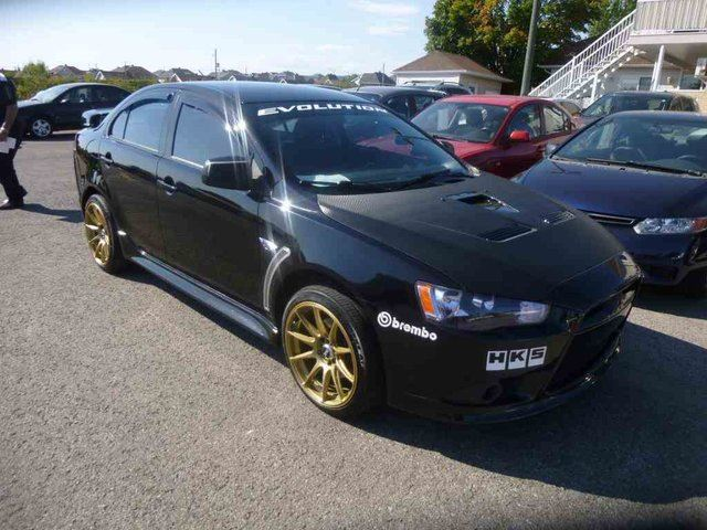 2011 Mitsubishi Lancer Ralliart in Quebec, Quebec
