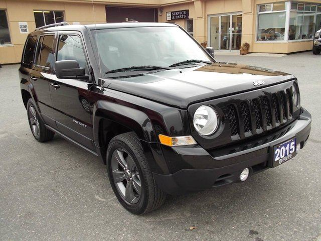 2015 jeep patriot sport north 4dr 4x4 black armstrong. Black Bedroom Furniture Sets. Home Design Ideas