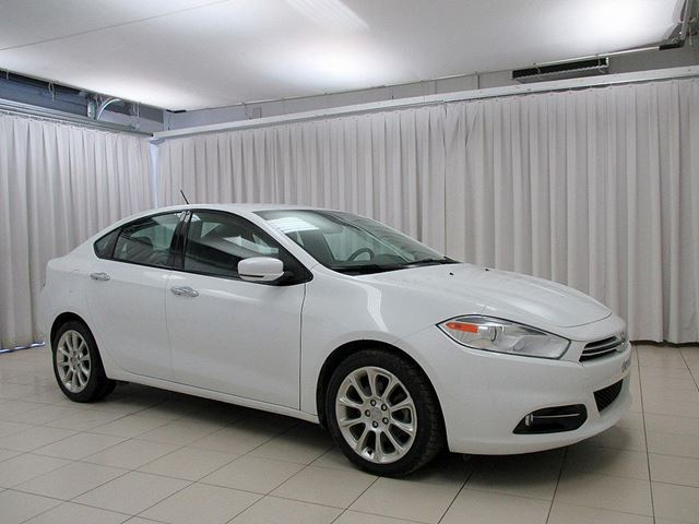 2015 dodge dart limited w nav leather alloys heated. Black Bedroom Furniture Sets. Home Design Ideas