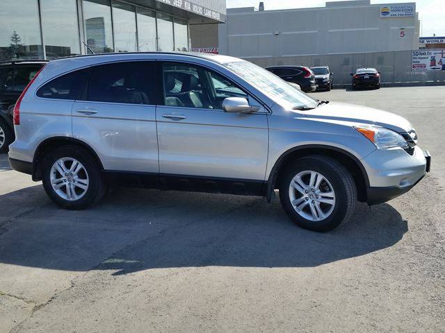 2011 honda cr v ex l awd leather sunroof brampton